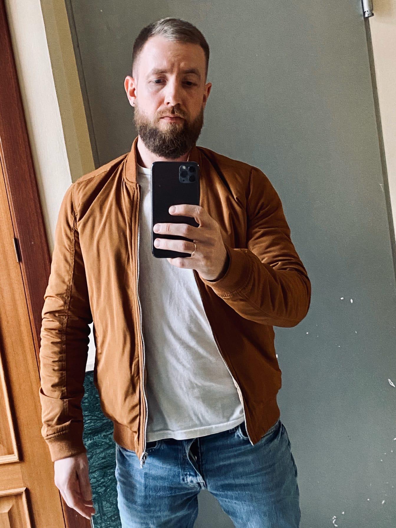 Михаил (35 gadi) (Foto!) meklē darbu (Sludinājums Nr.5093405)
