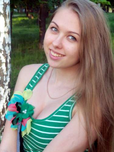 Олеся ПисьПись  (28 years)